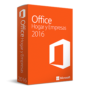 Office Home and Business 2016 Español (Caja Full FPP)