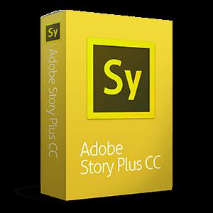 Adobe Story Plus