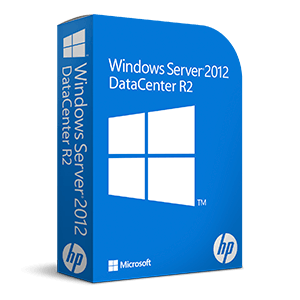 Windows Server DataCenter 2012 R2 OEM (ROK HP)