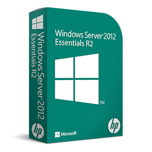 Windows Server Essentials 2012 R2 OEM (ROK HP)