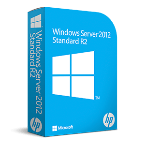 Windows Server Standard 2012 R2 OEM (ROK HP)
