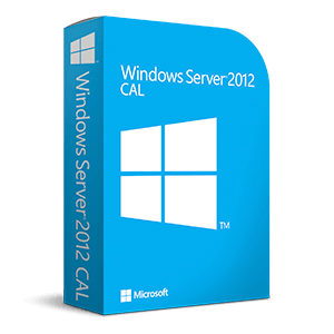 Windows Server 2012 CAL (para 5 Usuarios) OEM