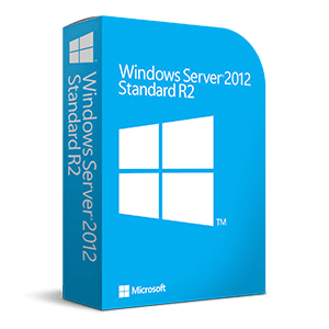 Windows Server Standard 2012 R2 (para 2 Procesadores) OEM