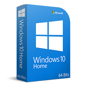 Windows 10 Home de 64 Bits en Español OEM
