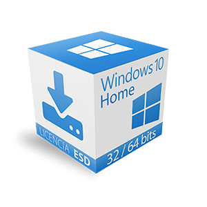 Windows 10 Home de 32/64 Bits ESD
