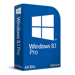 Windows 8.1 Professional de 64 Bits en Español OEM