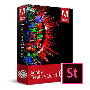 Adobe Creative Cloud con Adobe Stock
